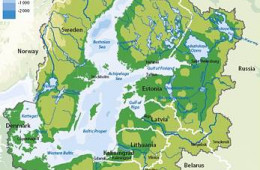 Sustainable phosphorous management and reuse in the Baltic Sea Region