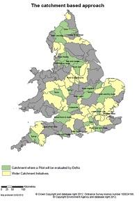 UK case map